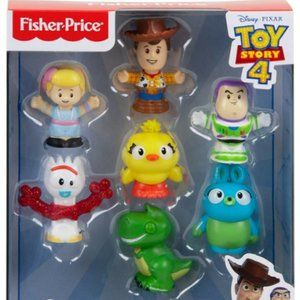 Toy Story 4 Little People 7 Friends Pack